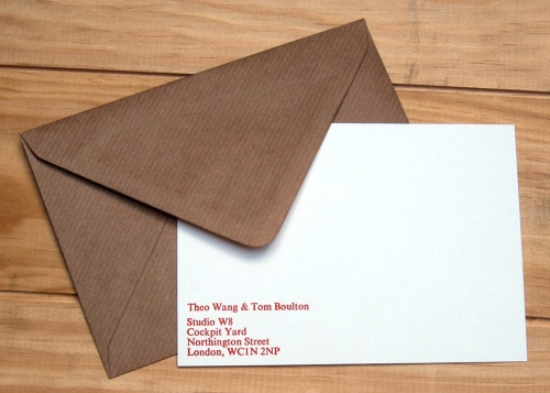 SORT Personal Stationery_Notelet Times LJ_low